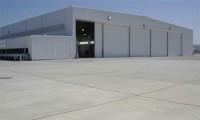 Prefabrik Hangar