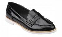 Polaris Bayan Siyah Ayakkabı