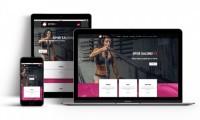 Hazır Spor Salonu Web Sitesi V2