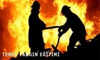 Temel Yangın Söndürme Eğitimi