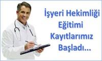 İşyeri Hekimliği Eğitimleri