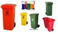 120 litre plastik çöp konteyner,240 litre plastik çöp konteyner