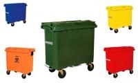 660lt,770lt,1100 lt çöp konteyner