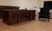 Zeus Ofis Büro Makam Odası Masası