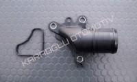 Opel Vivaro Termostat Kapağı 2.0 M9R 7701476602