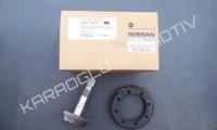 Nissan Qashqai X-Trail Diferansiyel Dişli Mil Takımı 38100CA00E
