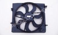 Nissan X-Trail Qashqai Komple Radyatör Fan Şasesi Davlumbazı 214814EB0A