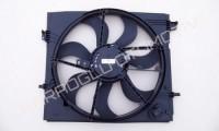 Nissan Qashqai X-Trail Komple Radyatör Fan Davlumbazı Şasesi 214814EB0A