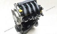Dacia Logan Duster Sandero Komple Motor 1.6 16v K4M 690 6001549002