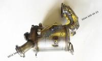 Mercedes C Serisi W205 Dizel Partikül Filtresi A2054904514 208A02489R