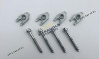 Mercedes Viano Vito 1.6 R9M Enjektör Somun Braket Takımı A6260720040 A6269900501