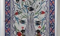 Türk hamamı çinisi El dekoru hamam pano