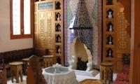 Eldekoru çini Somine Villa Dekorasyonu Çalışması