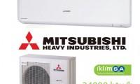 Mitsubishi 24000 Btu Klima
