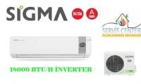 Sigma 18000 Btu İnverter Klima