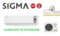 Sigma 24000 Btu İnverter Klima