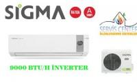 Sigma 9000 Btu İnverter Klima