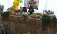 1 Yaş Doğum Günü Organizasyonu