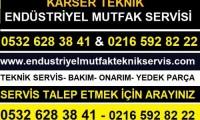 Kar-Ser Teknik Endüstriyel Mutfak Servisi 0532.628.38.41