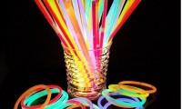 Glow Stick Fosforlu Neon Bileklik 15 adet