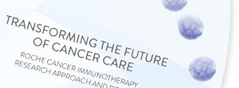 Cancer Immunotherapy Brochure