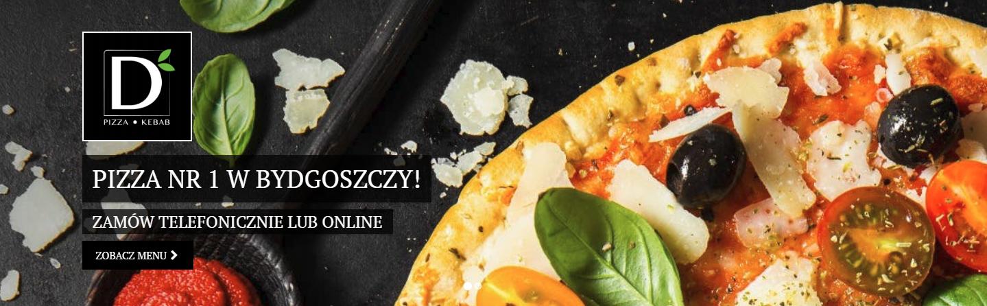 pizza Szwederowo bydgoszcz