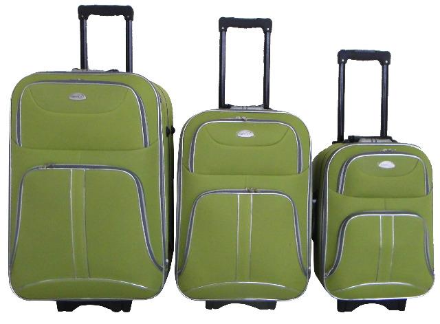 Kofferset grün