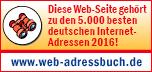 RESTPOSTEN.de ist als eine der 5.000 wichtigsten deutschen Internetadressen 2016 ausgezeichnet