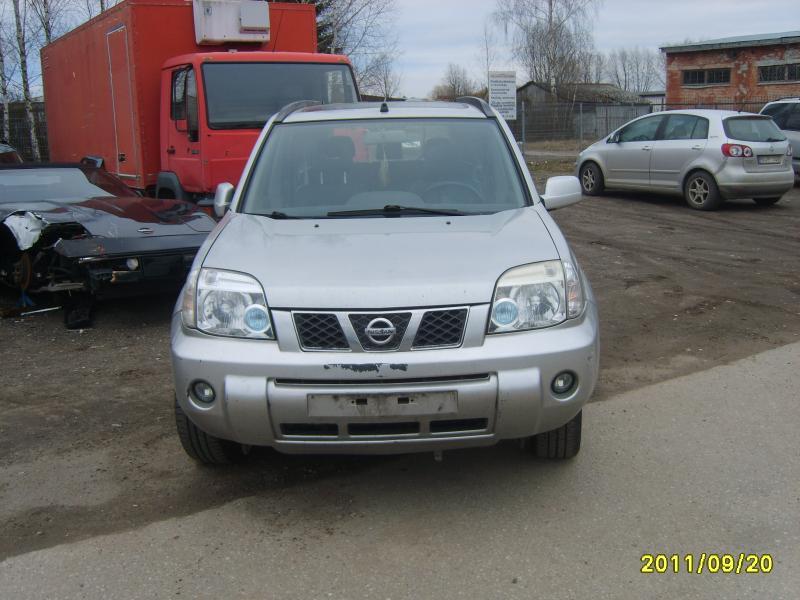 Nissan x trail-1