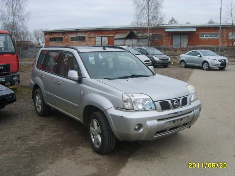 Nissan x trail-2