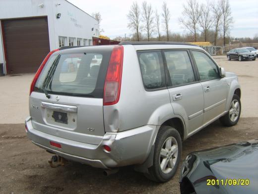 Nissan x trail-4
