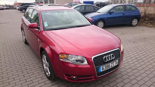 Audi a4-0