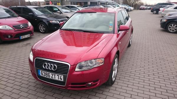 Audi a4-1