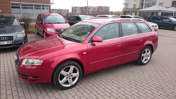 Audi a4-2