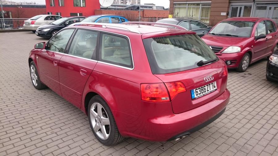 Audi a4-5