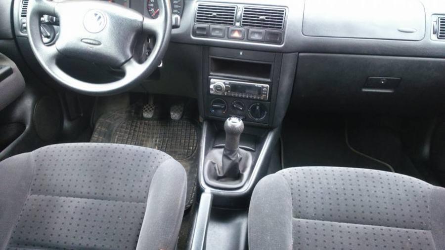 VW GOLF IV 1.9 TDI 85 kW-4