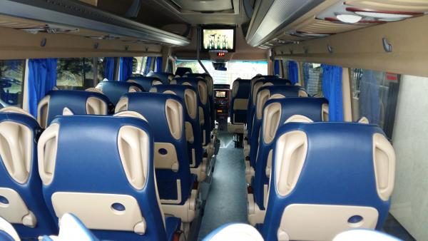 Mikroautobuso  MB 519 -2015m. nuoma-4