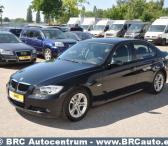 BMW 318, juodas, sedanas-0