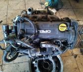 Opel astra variklis dalimis-0