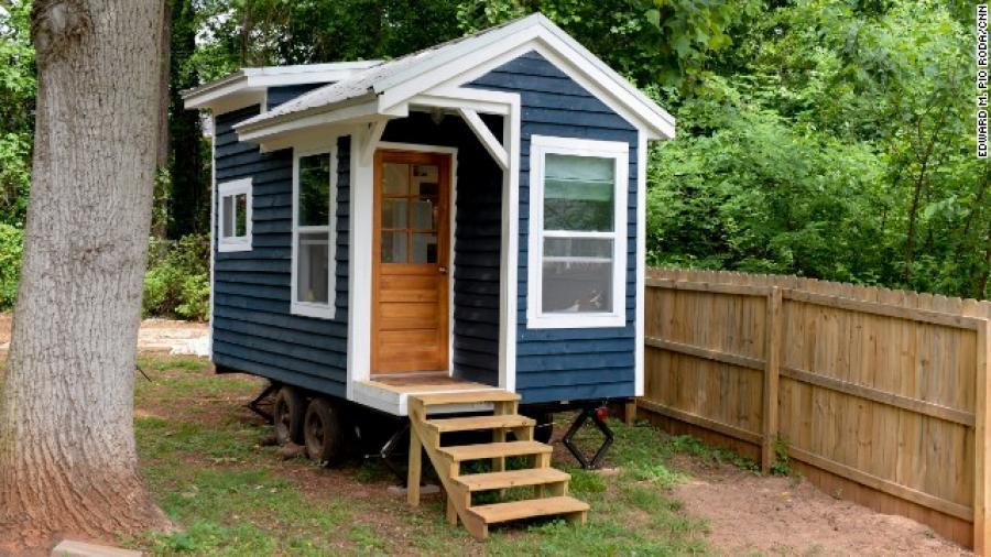 Priekaba, sodo namelis, tiny house, kemperis-1