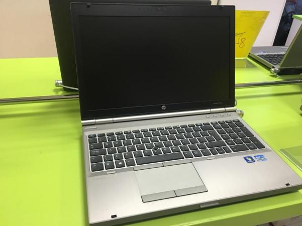 Parduodu HP elitebook 8570P | Nešiojami kompiuteriai Panevėžyje