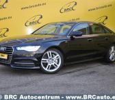 Audi A6, juodas, sedanas-0