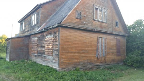 Parduodamas namas su sklypu-1