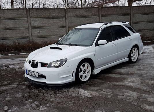 Subaru Impreza WRX, 2.0 l., universalas-1