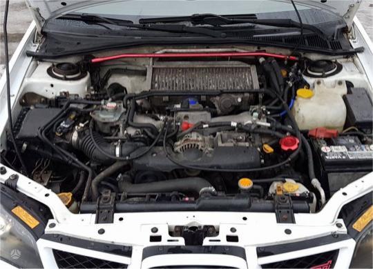 Subaru Impreza WRX, 2.0 l., universalas-4