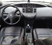 Išparduodu dalimis Nissan Primera P12 2002m. 2.2 variklis 93 kw-0
