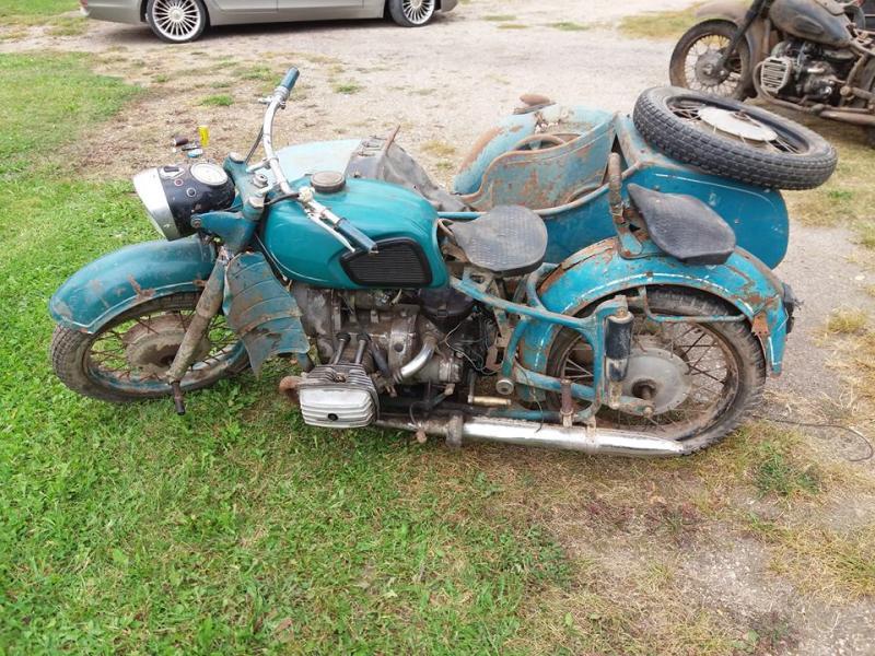 perku motociklą Ural,Dniepr,Emka.-1