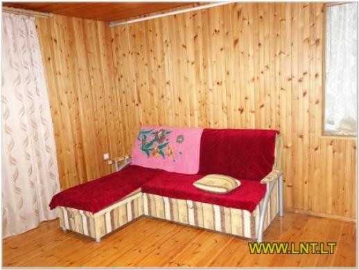 Parduodamas dviejų kambarių butas netoli jūros, Jūratės gatvėje, Palangoje. Butas -4