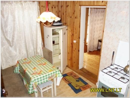 Parduodamas dviejų kambarių butas netoli jūros, Jūratės gatvėje, Palangoje. Butas -5