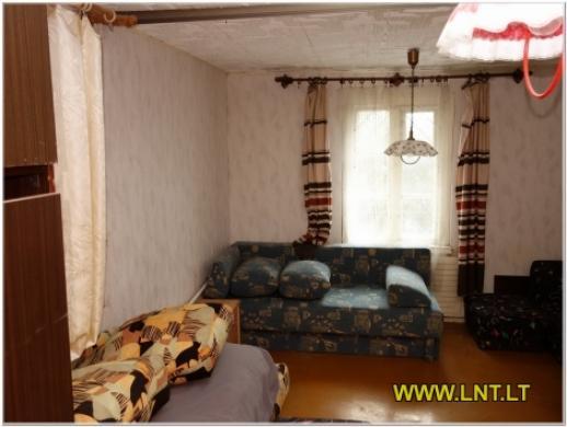 Parduodamas dviejų kambarių butas netoli jūros, Jūratės gatvėje, Palangoje. Butas -7
